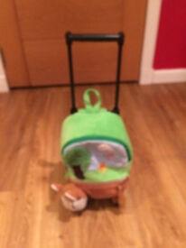 Child's Wheelie Bag