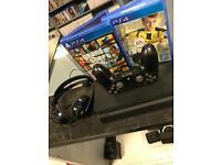 PS4 slim package