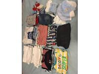 60+ 6-9 months clothes bundle