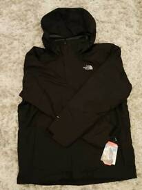 BRAND NEW NORTH FACE TRICLIMATE II JACKET (XL)