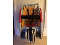 Co Pilot Rear Bike Seat