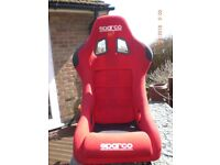 Sparco Race seat