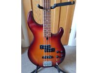 Yamaha BB1100S pro bass guitar. Active/passive. Immaculate condition