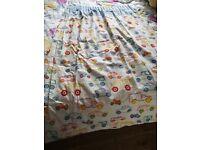 Boys curtains and duvet sets