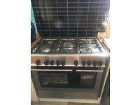 Kenwood duel fuel range cooker