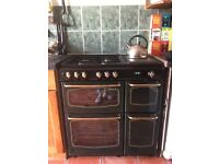 Stoves cooker: gas hob and 2 electric ovens