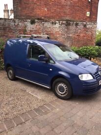 Vw caddy 1.6 Sdi. £1800 or best offer