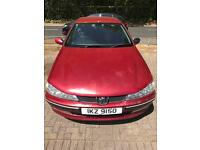 2001 Peugeot 406 2.0 HDI Diesel Saloon Towbar 12 Months Mot