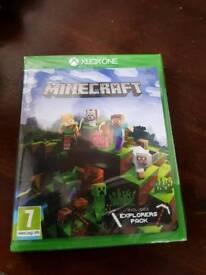 Minecraft explorers pack xbox one