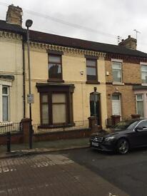 House for rent Dacy road, Anfield, Liverpool