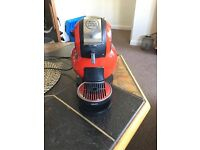 Dolce Gusto Coffee machine *ONLY BEEN USED A FEW TIMES*