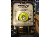 New uni lite infrered headtorch