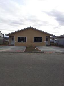 3 Bedroom Half Duplex with large yard