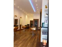 Gratitude Hair Studio in Shawlands salon requires hair stylists beauty therapists make up artists