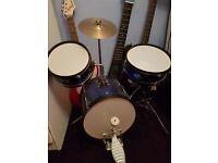 Childrens Stagg Drum Kit