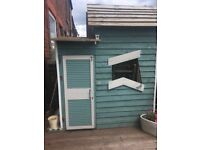 Kids/children's play house/decorative shed