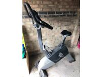 Excercise bike in excellent condition with manual