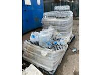Free bottled water for allotment/garden