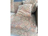 Medium size sofa