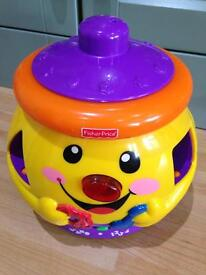 Fisher Price Laugh and Learn Cookie Surprise Jar