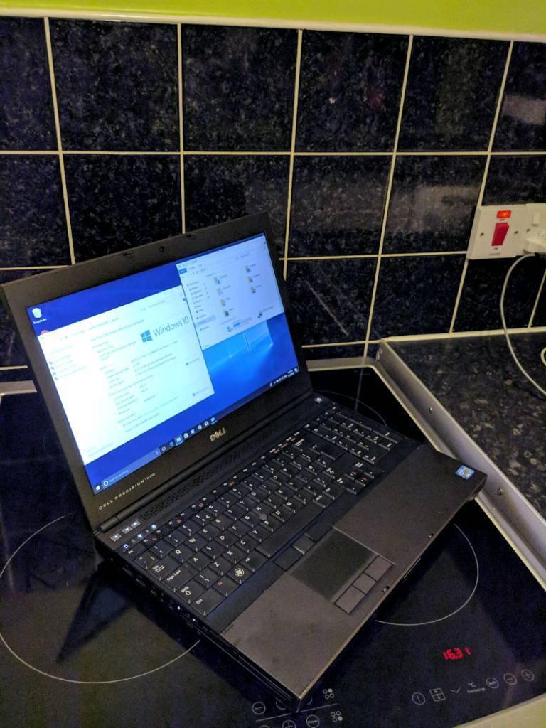 Dell Precision M4700, i7 quad core, 32gb ram, ssd  1080p, 32gb gpu px  possible | in Manchester | Gumtree
