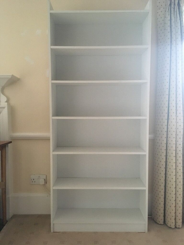 Selection Of White Melamine Shelving Units Bookcases Chest Drawers Dressing Table In Inverness Highland Gumtree