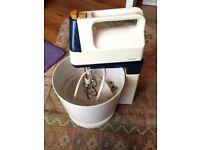 Vintage Kenwood mini food mixer