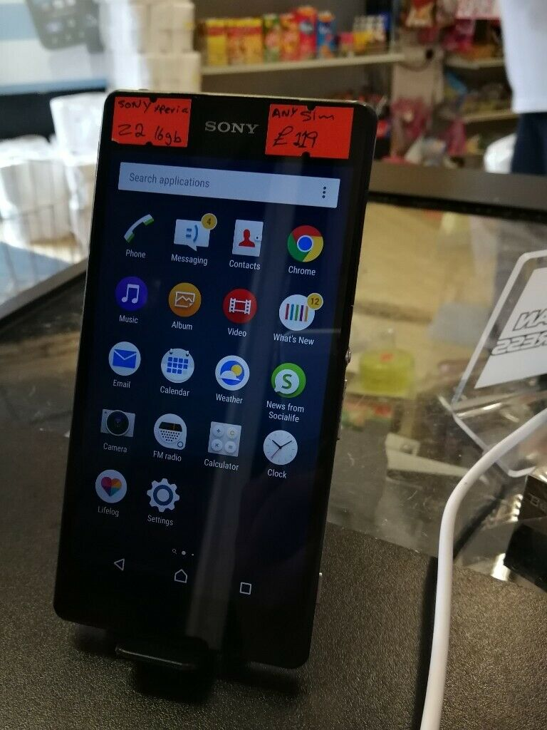 SONY XPERIA Z2  20MP CAMERA   with warranty  YOUR LOCAL MOBILES LEEDS check  out my other items | in Beeston, West Yorkshire | Gumtree