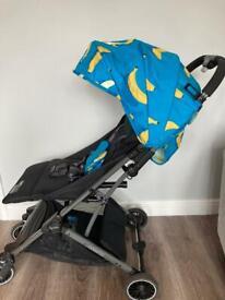 Cosatto uwu mix compact pushchair