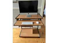 Computer Desk and Professional Quality Computer Chair