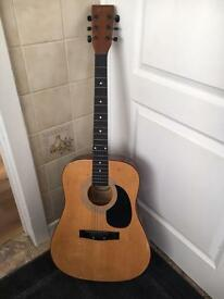 High Quality KCC Acoustic Guitar