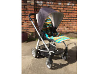 Mamas and Papas Pushchair - Used but good condition