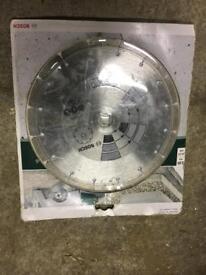 Stihl saw / concrete cutting disk / blade 230mm