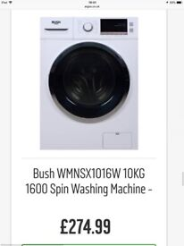 Bush Washing Machine