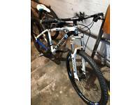 Whistle mountain bike