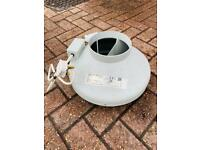 """Cheshunt Hydroponics Store - Used 6"""" RVK systemair fan"""