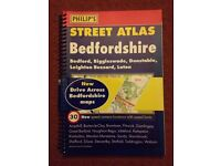 Philips's Street Atlas Bedfordshire