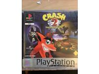 Crash bandicoot 1 and 2 ps1