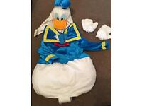 Baby costume Donald