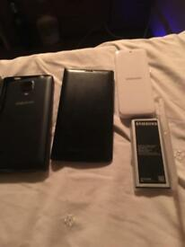 Samnsung Note 4 ACCESSORIES it's no PHONE