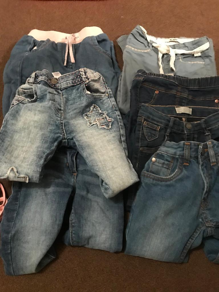 Girls bundle ages 3-4
