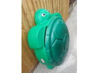 Little Tikes Turtle Sandpit Sandbox
