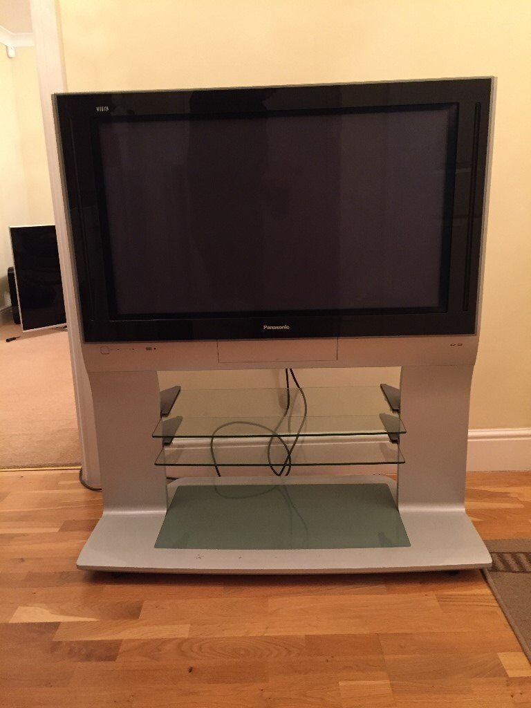 Panasonic Viera 42 Quot Plasma Tv And Stand In Oadby