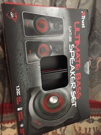 Ultimate Bass Speakers