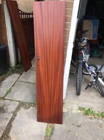 3 wooden door