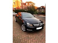 Mercedes-Benz C Class 2.1 C220 CDI BlueEFFICIENCY AMG Sport Edition 125 7G-Troni