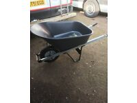 Saxon wheelbarrow