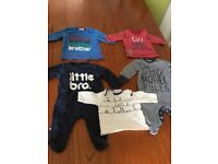 0-3 month Little Brother bundle