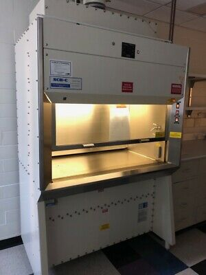 The Baker Company Ncb-c Class Ii Type B1 Bio Safety Cabinet With Stand