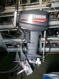 Yamaha autolube 20 hp